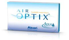 линзы AIR OPTIX Aqua (3 шт.)