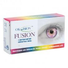 цветные линзы Fusion (2 шт.)