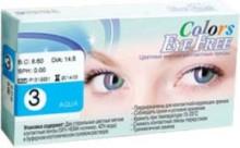 контактные линзы Eye Free Colors Crazy 2 шт.