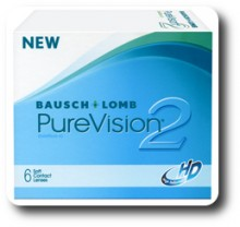 линзы PureVision 2 HD (6 шт.)